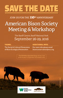 American Bison Society Conference